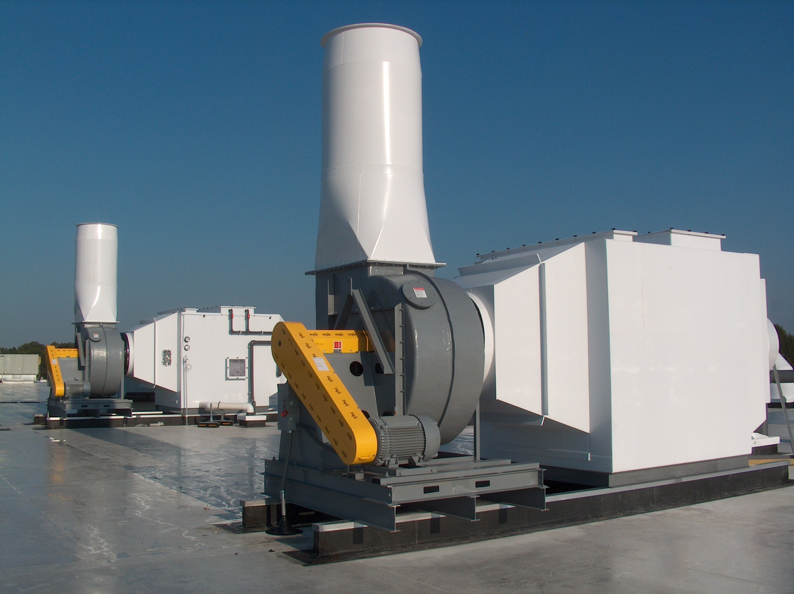 horizontal scrubbers and fans(2)
