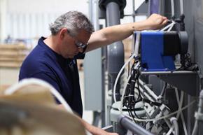 ScrubAir Service and Maintenance