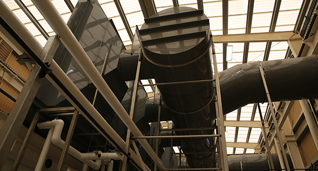 Hoods and Ductwork